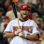 Jesus Flores remains our most successful Rule 5 Draftee. Photo Toni Sandys/Washington Post