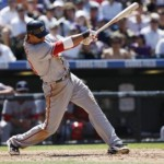 The drumbeat to have Morse back continues.  Photo hardballtalk.nbcsports.com