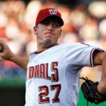 Is Zimmermann getting a contract extension?.Photo Manuel Balce-Ceneta/AP