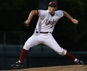 Mooneyham is a senior citizen in the NY Penn League.  Photo via mlbdraftcountdown.wordpress.com