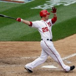 Could the team deal LaRoche to improve at 1st? Photo Rob Carr/Getty Images via bleacherreport.com