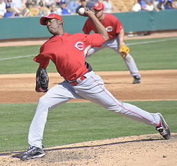Chapman is amazing.  Photo via wiki/flickr SD Dirk
