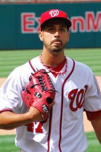 Gonzalez is key in the NLDS. Photo via Wikipedia/Flickr from user muohace_dc