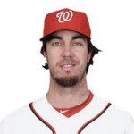 Haren continues to make friends in Washington.  Photo nats official via espn.com
