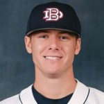 Jake Johansen led the Nats 2013 draft.  Photo via DBU website