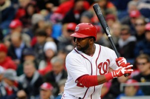 Span's injury is going to really affect this team. Photo: Brad Mills-USA TODAY Sports