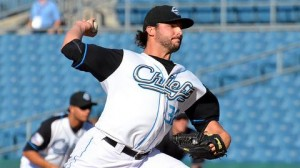 Roark parts ways with the club. Photo via milb.com