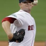 Boston's Ace Jon Lester takes the mound in game 1.  Photo via weei.com