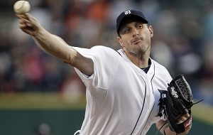 The QO didn't affect Scherzer's next contrct very much.  Photo AP Photo/Paul Sancya