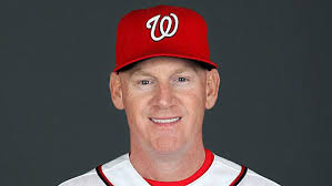 Picture at the top of his C.V. that he'll be updating this off-season. Photo Nats official 2014 via sportingnews.com