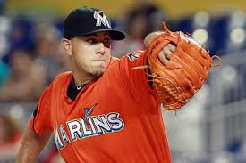 Jose Fernandez is (arguably) the biggest name to go down to TJ surgery yet.  Photo via thestar.com