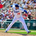 MLB: Spring Training-Arizona Diamondbacks at Los Angeles Dodgers