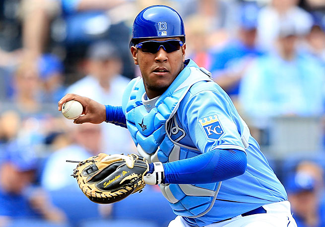 Sal Perez is the best value contract in the game right now.  photo via si.com