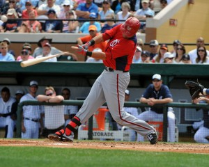 Matt Skole joins a motley crue of NRIs for Spring Training. Photo via dynastysportsempire.com