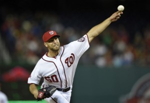 You have to love MLB debut stories like Grace's ... photo AP/Nick Wass via wp.com