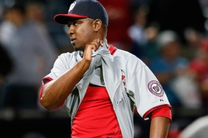 Will Soriano join the Nats to Oblivion list?  Photo via zimbio.com