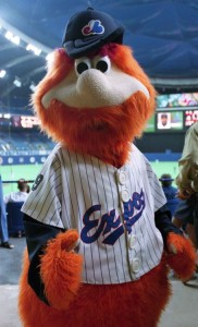Don't think we're seeing Youppi's return anytime soon. Jpg via Youppi's tumblr page (yes it exists).