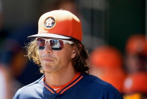 Rasmus breaks the MLBPA's omerta on the QO. Photo via the Houston Chronicle.