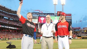 Harper & Donaldson deservedly win MVPs. photo via si.com