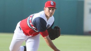 Espino probably had your best overall season out of the AAA staff. Photo via milb.com