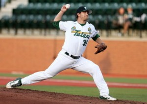 Tyler Mapes is a great draft story and my pitcher of the year out of Potomac. Photo via nola.com