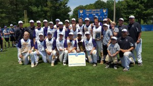 Chantilly 6-A state champs 2016. Photo via their twitter account @Tilly_baseball