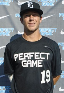 Carter Kieboom is the first pick of the Nats in 2016's draft. Photo via PerfectGame