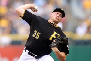 Melancon takes over for the beleagured Papelbon. Photo via bucsdugout.com