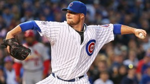 Lester: the best pitcher on the best rotation heading into 2017. photo via Grantland