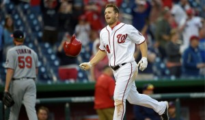 Who will be this year's Chris Heisey? Photo via Washington Times