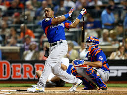 Cespedes is my all-Cuba cleanup hitter. Photo via Business Insider