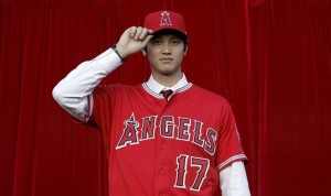Ohtani signs with the ... Angels? photo via theatlantic.com