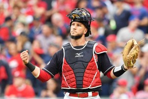 Gomes looks like the 2019 starter... Photo via nytimes.com