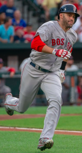 My #1 draft pick: JD Martinez.  Photo via wikipedia