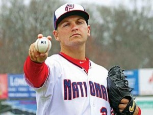 Wil Crowe is the best starter in the system right now. PHoto via insidenova.com