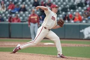 Nats throw everyone a curveball with Rutledge pick. photo via 3rdmanin.com
