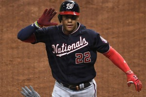 Soto is by far the best IFA product in the Nats history.  And he's only 20.  Source NYPost